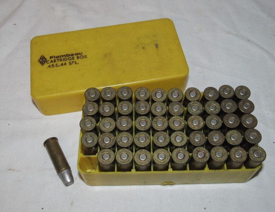 50 44 Magnum Rounds of Ammo