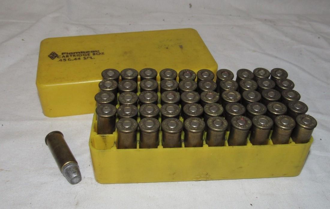 50 44 Magnum Rounds of Ammo - 2