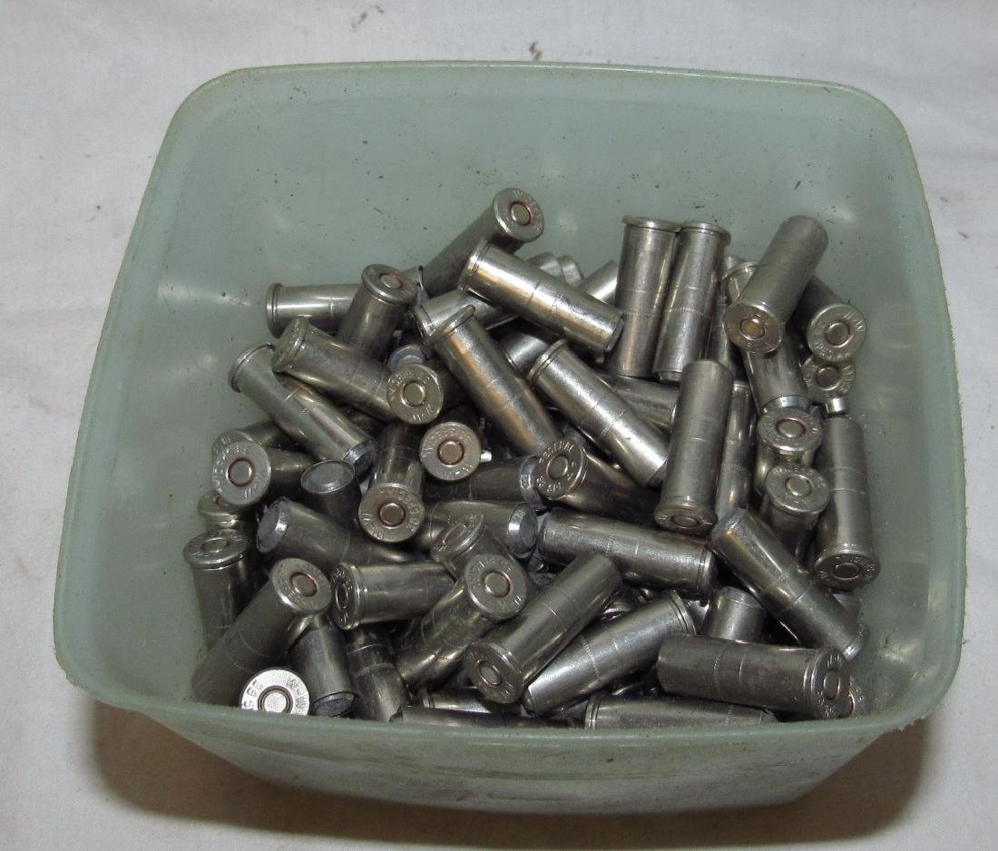 Container of 38 Special Ammunition