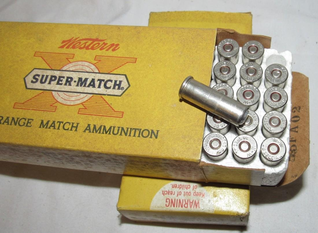 2 Boxes Western 38 Special Mid Range 148 Grain Ammo - 3