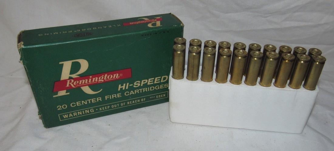 Remington 25-06 120 Grain Ammunition