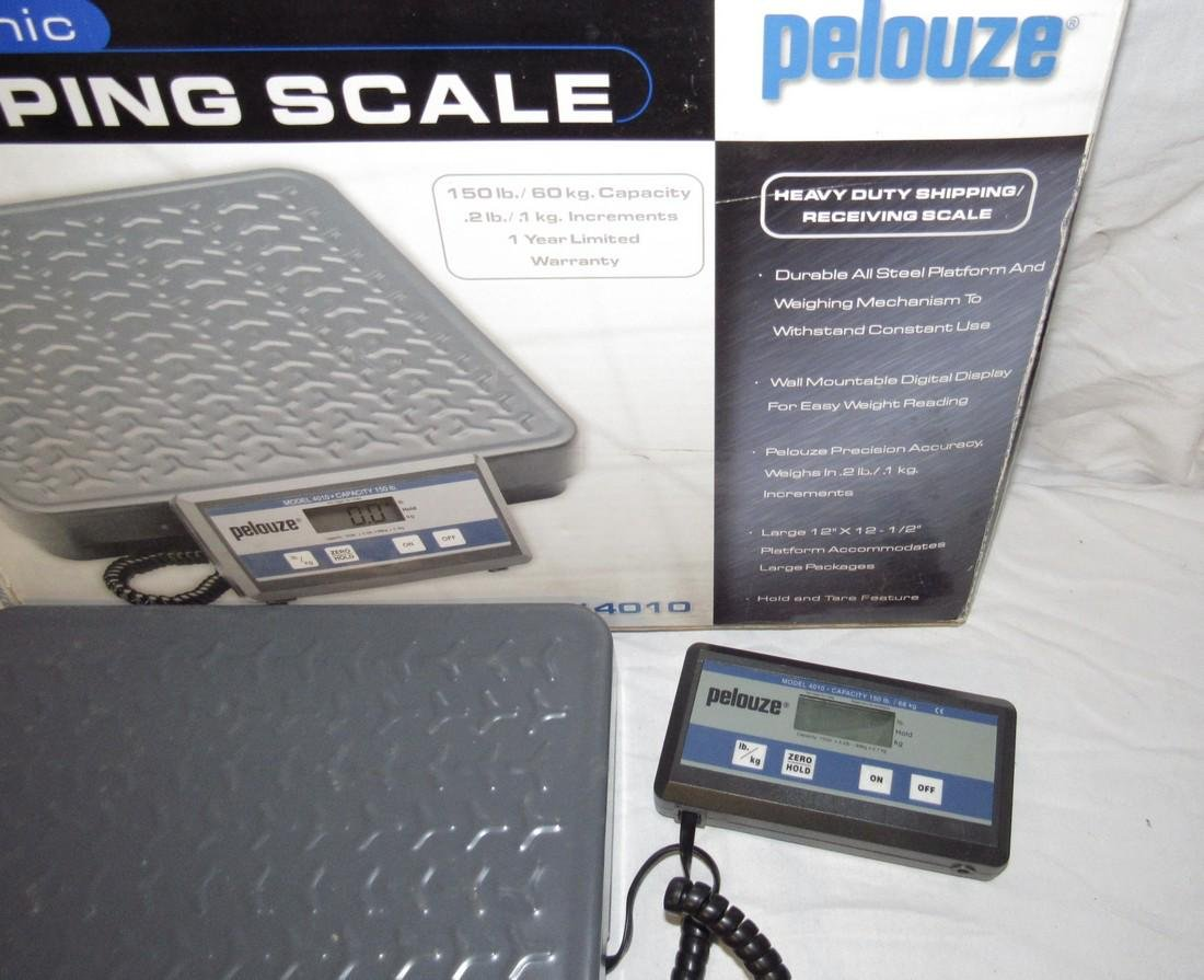 Pelouze Electronic Shipping Scale - 2