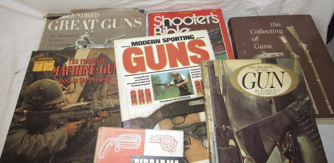 Gun Books - 2