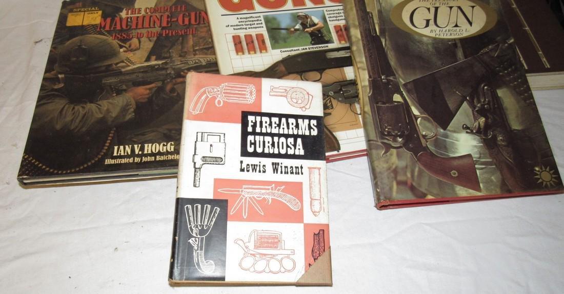 Gun Books - 3