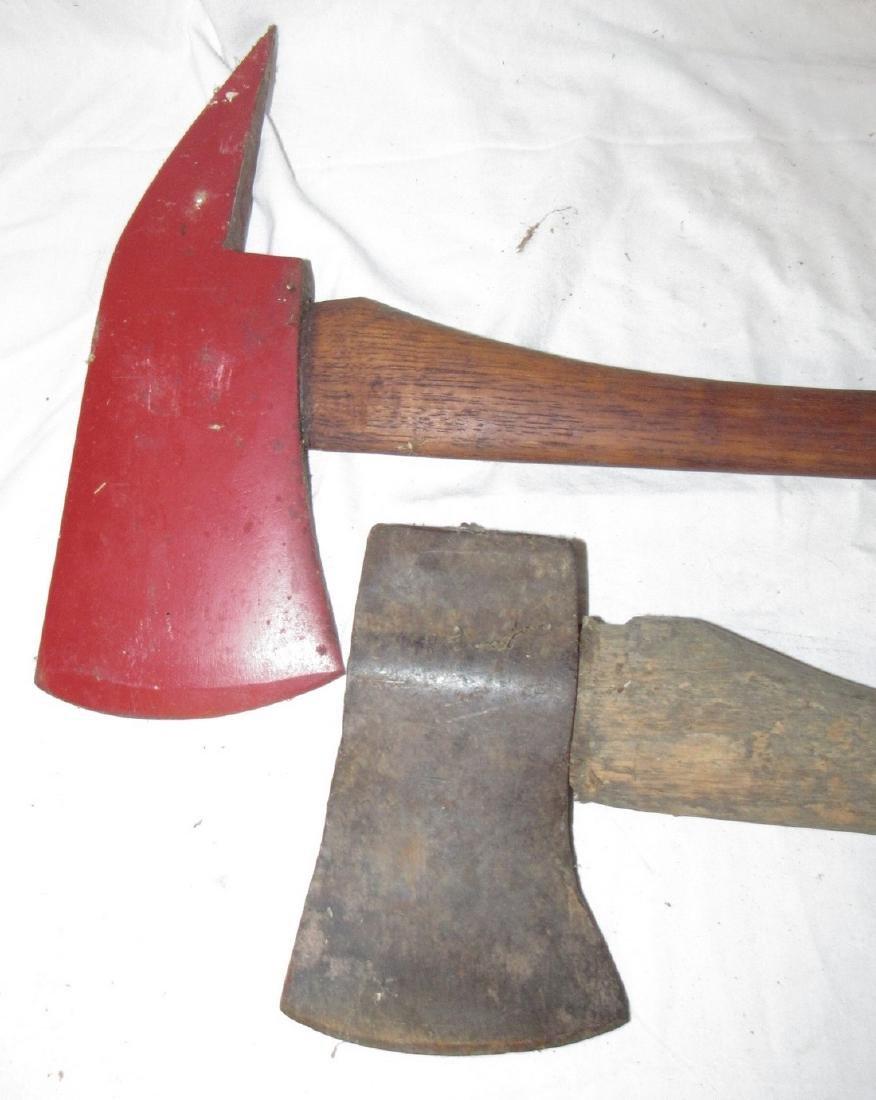 Firemans & Wood Ax - 2