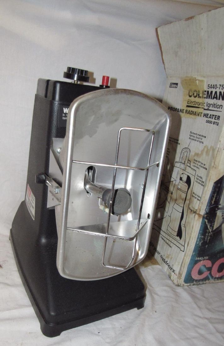 Coleman 5000 BTU Propane Radiant Heater - 3