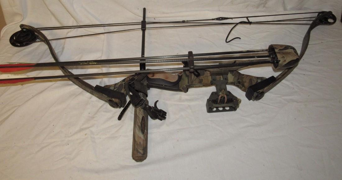 Jennings Game Master Compound Bow & Release