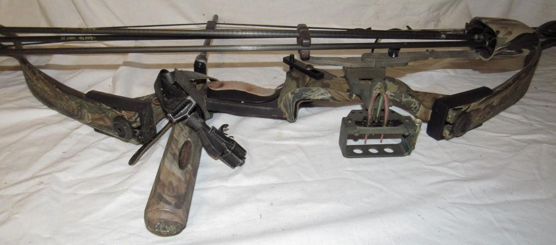 Jennings Game Master Compound Bow & Release - 2