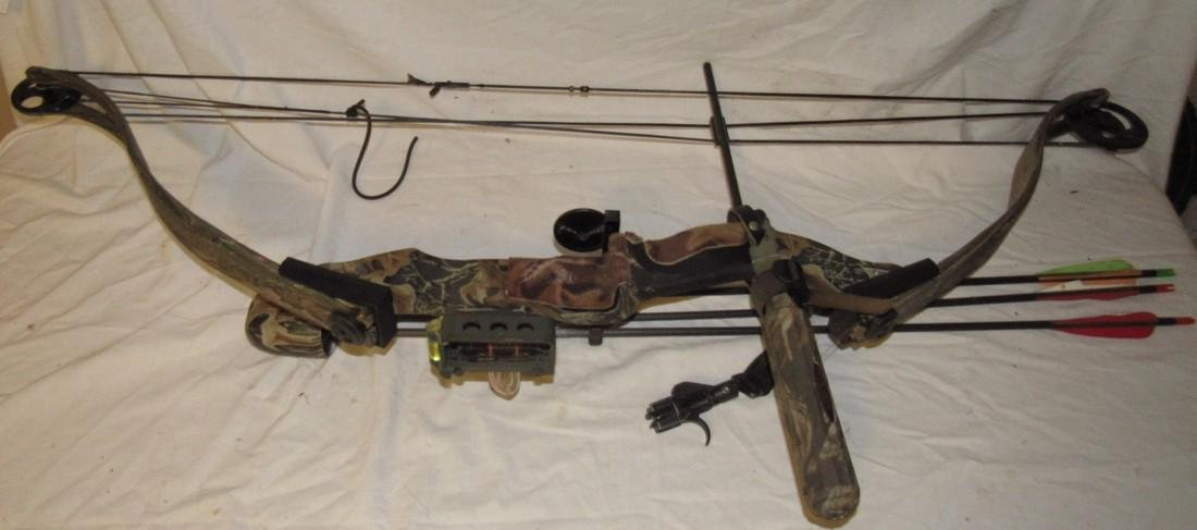 Jennings Game Master Compound Bow & Release - 3