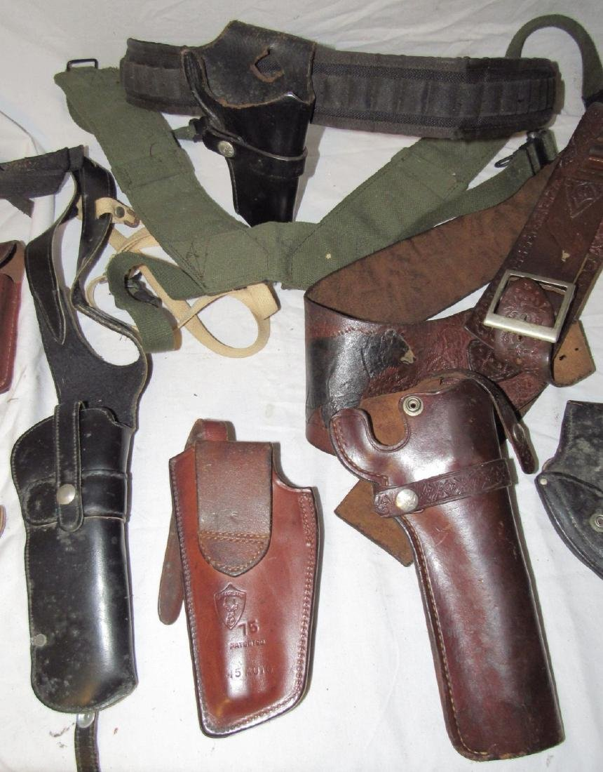 Pistol Gun Holsters Knife Sheafs Hunter Longhorn - 3
