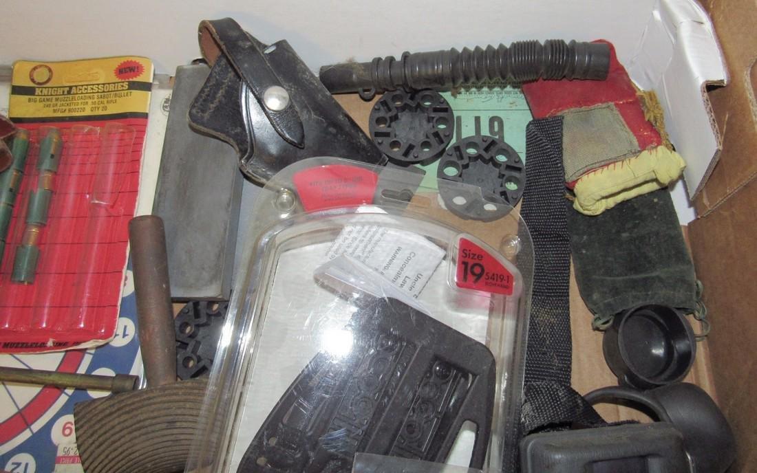 Pistol Grip Holsters Game Camera Muzzle Loader Sabots - 3