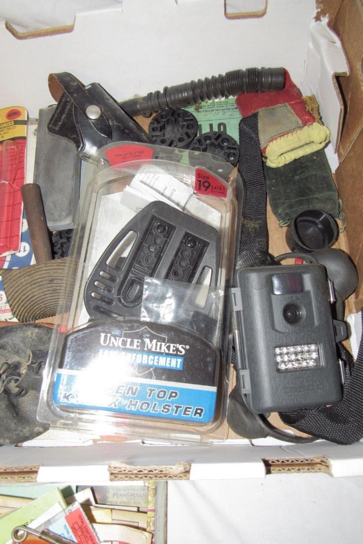 Pistol Grip Holsters Game Camera Muzzle Loader Sabots - 4