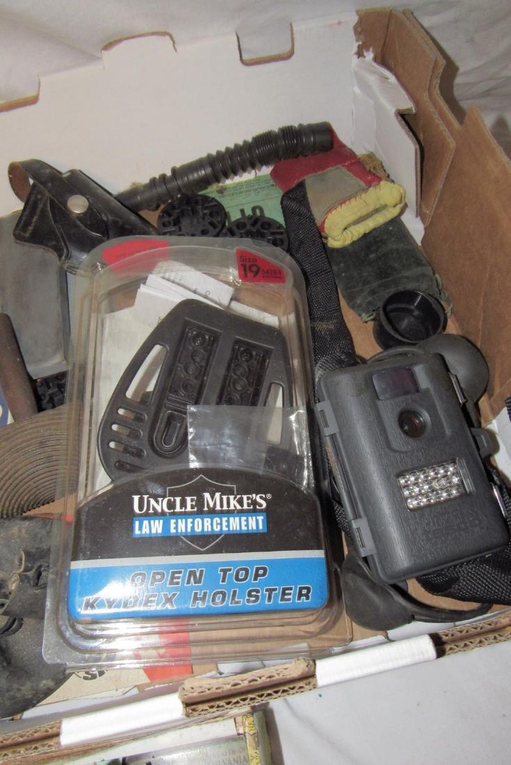 Pistol Grip Holsters Game Camera Muzzle Loader Sabots - 5