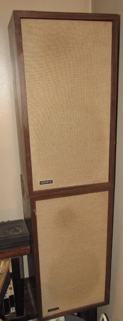 Onkyo Tuner Amplifier Advent Speakers