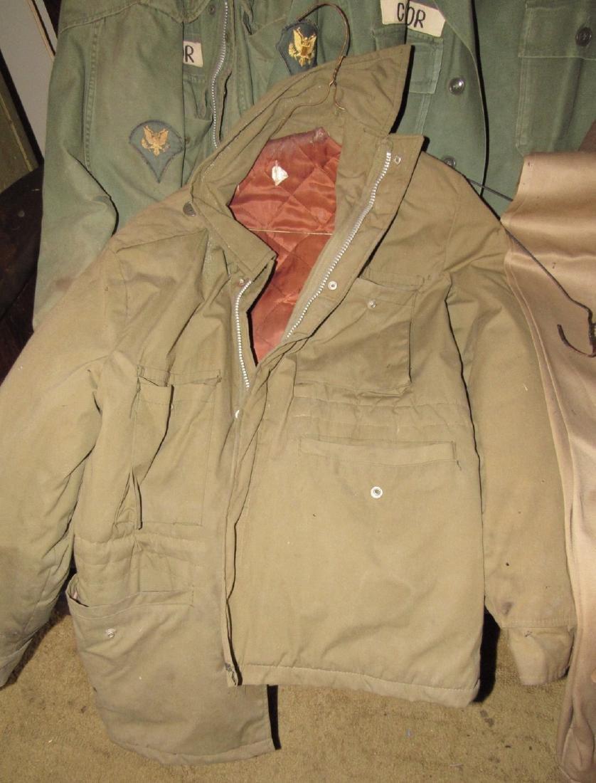 US Army Military Jackets & Hunting Pants - 4
