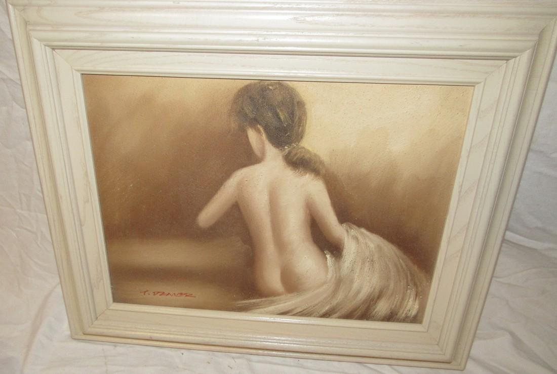 Partial Nude Wall Hanging