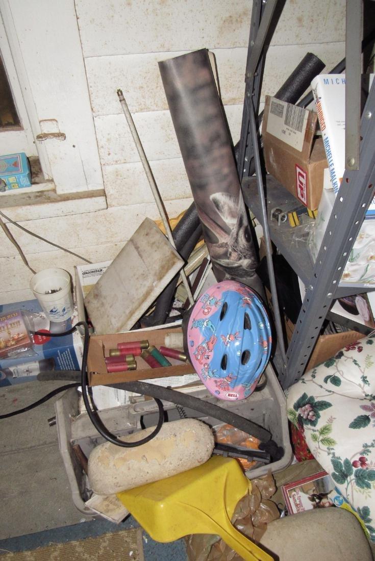 Shelf Contents Tools Paints Misc - 3