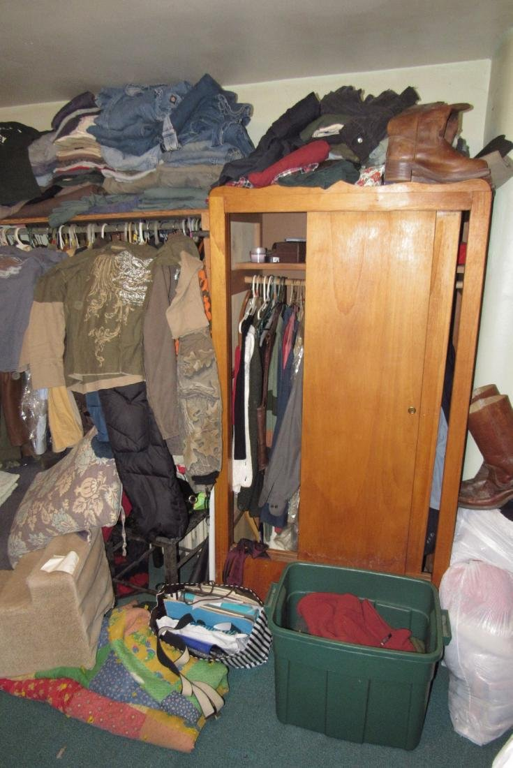 Very Large Lot of Clothing