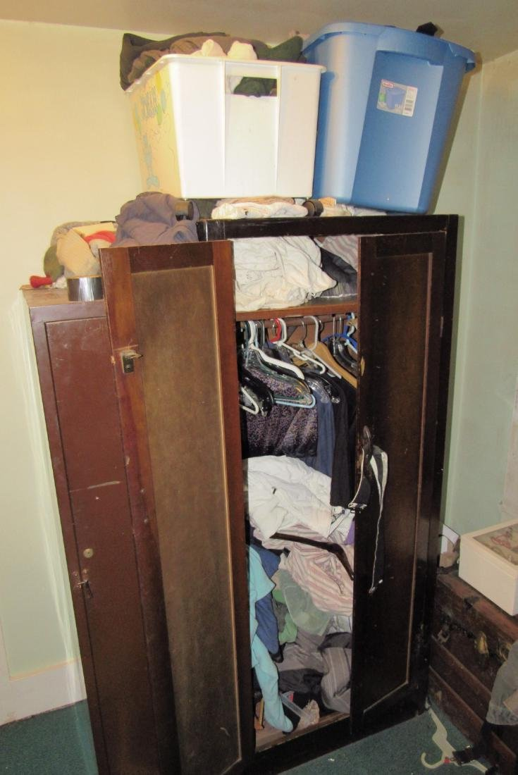 Cabinets & Clothing