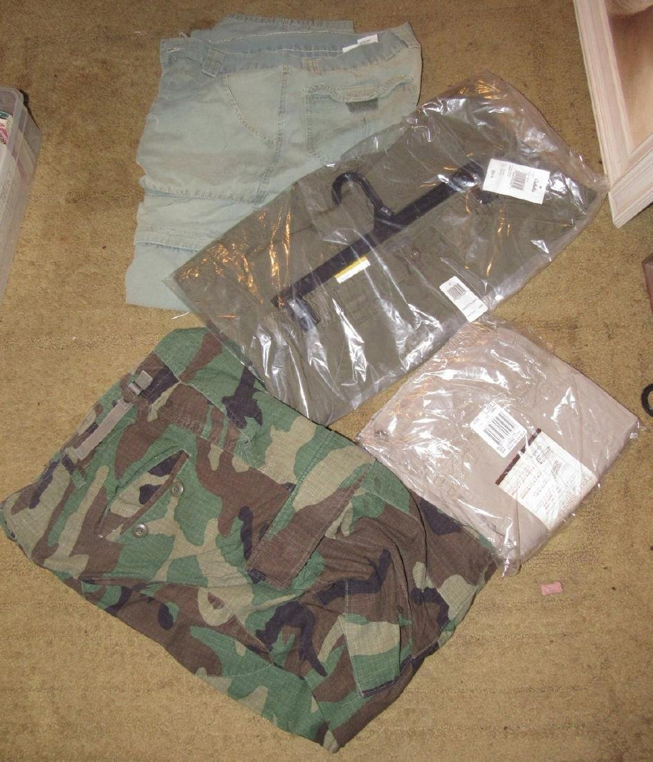 Large Lot of Army Camo Hunting Clothes - 5