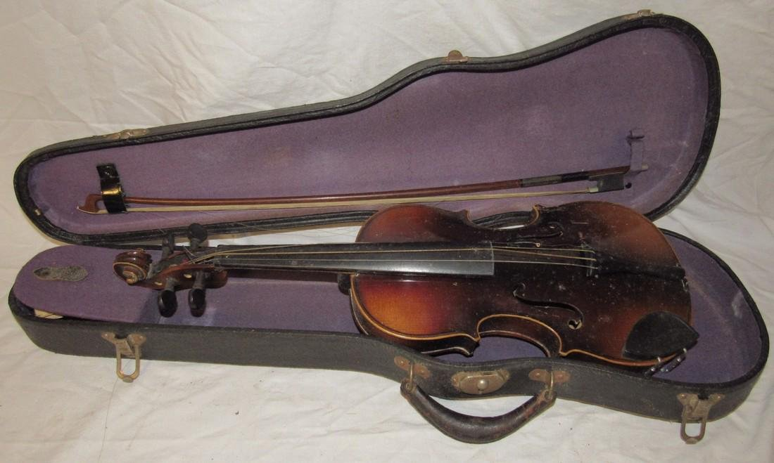 Copy of Antonious Stradivarious Violin Bow & Case