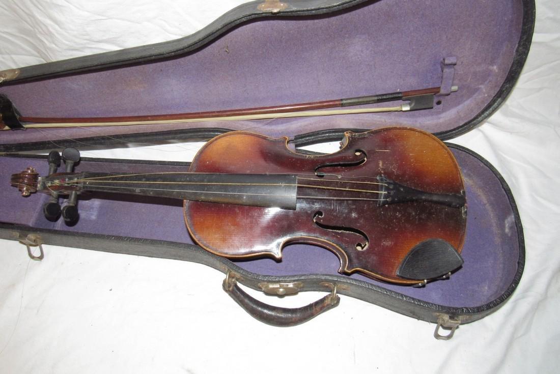 Copy of Antonious Stradivarious Violin Bow & Case - 2