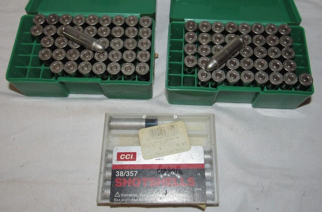 38 Pistol Ammunition