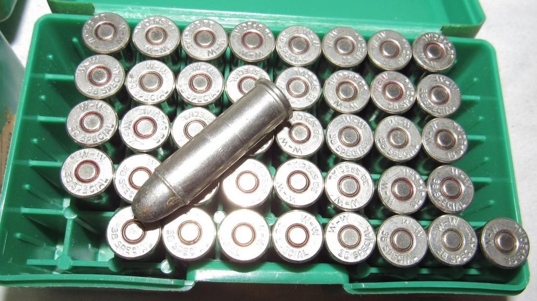 38 Pistol Ammunition - 2