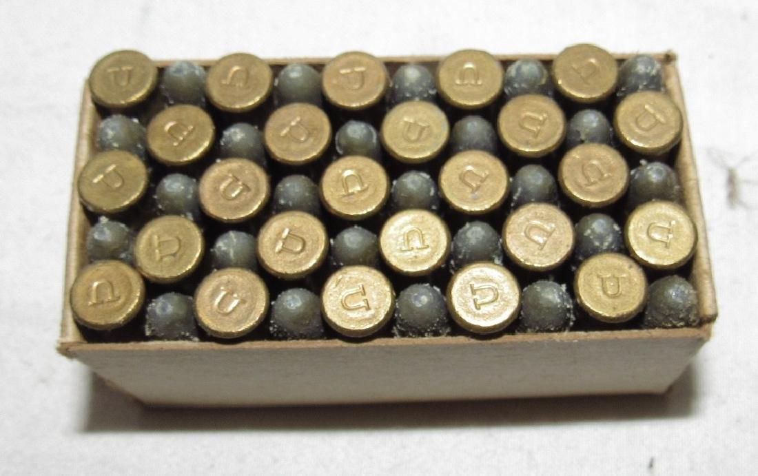 Vintage Remington 22 xleanbore Long Rifle Bullet - 2