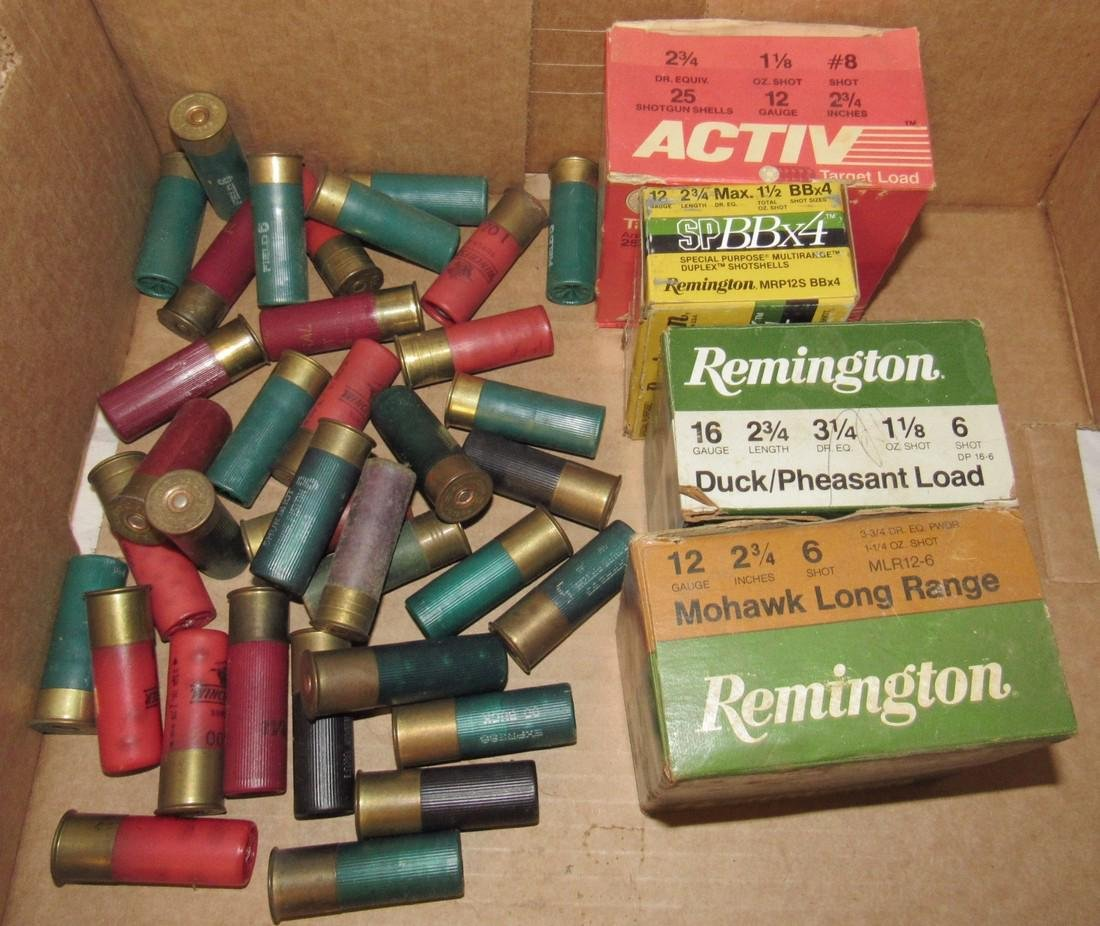 12 & 16 Gauge Shotgun Shells