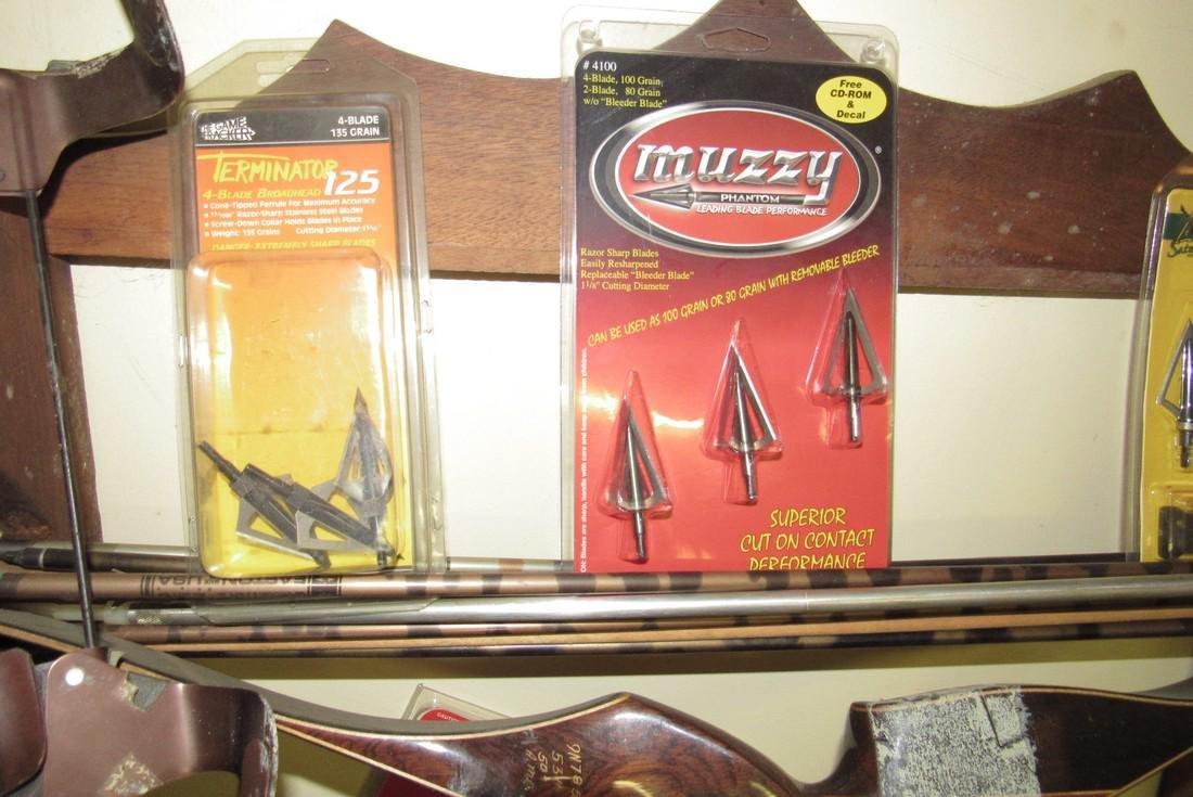 Browning Cobra Recurve Bow Broadhead Archery - 3