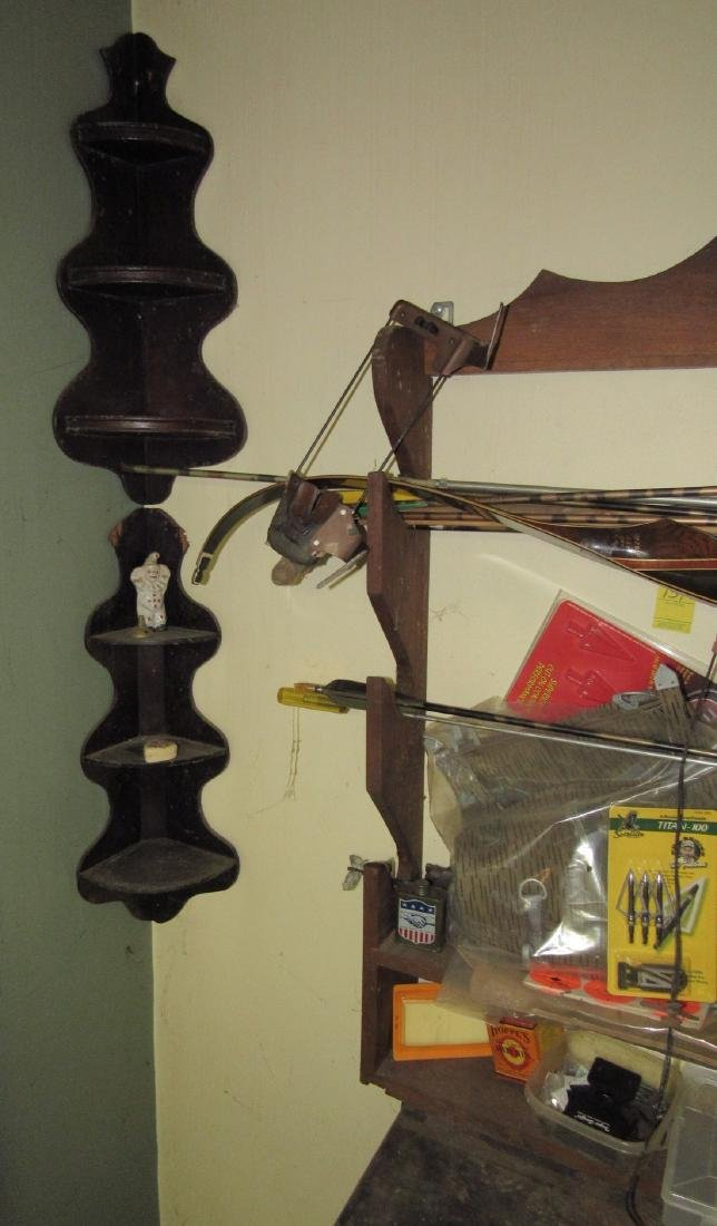 Browning Cobra Recurve Bow Broadhead Archery - 8