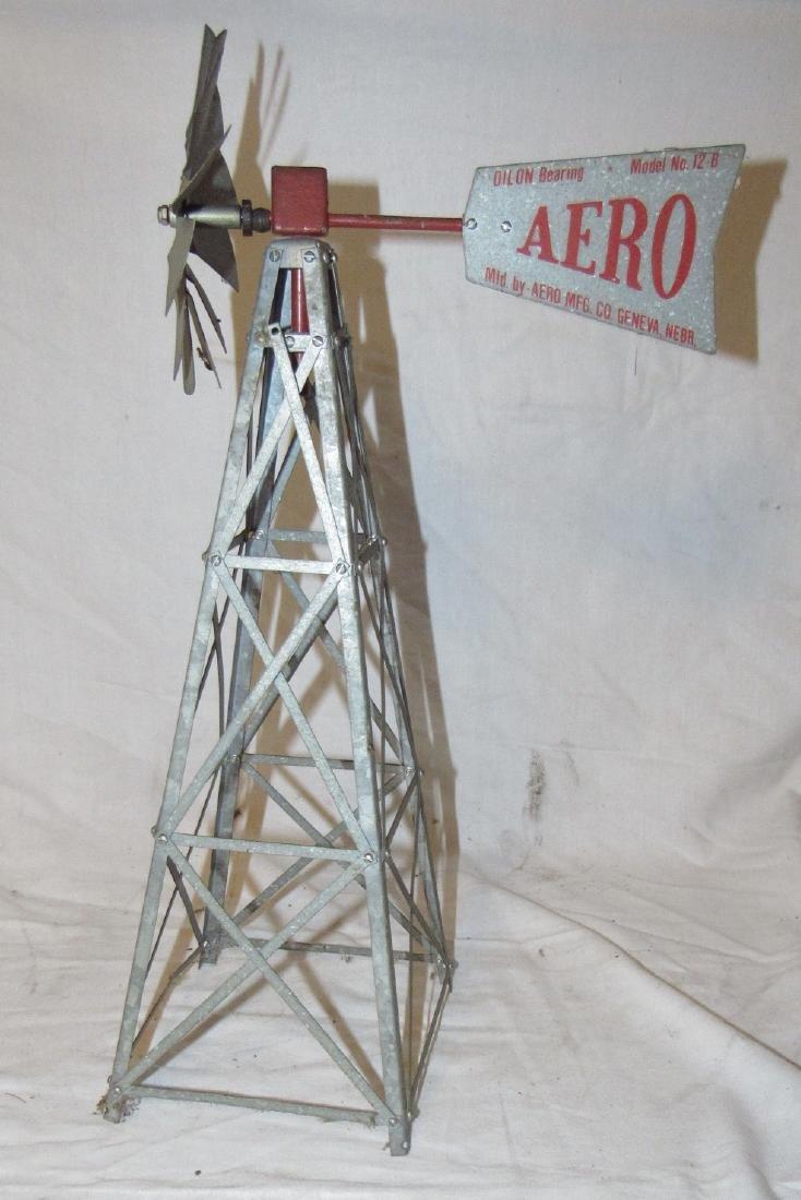 Miniature Aero Wind Mill