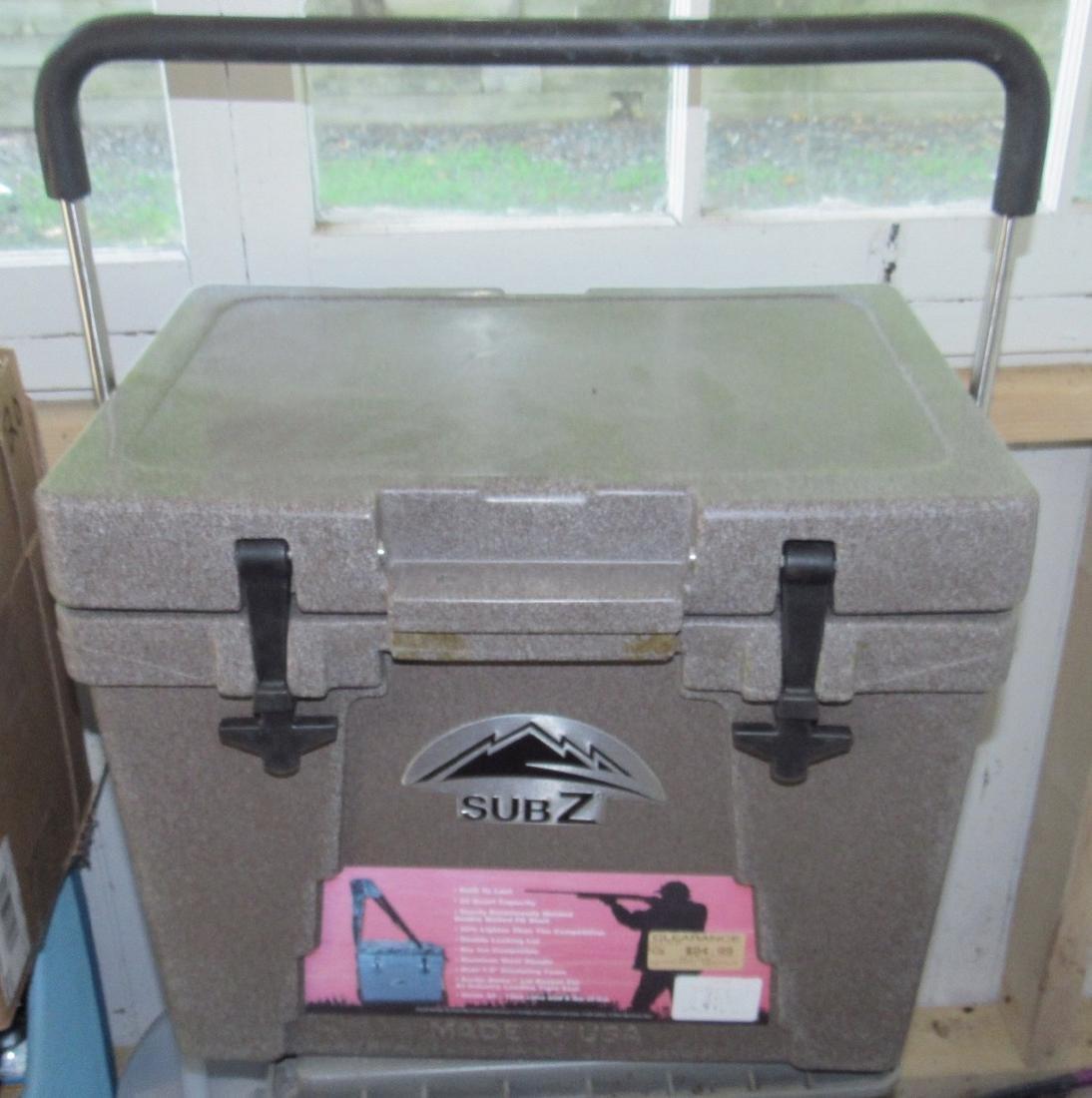 Subz 23 Qt Cooler