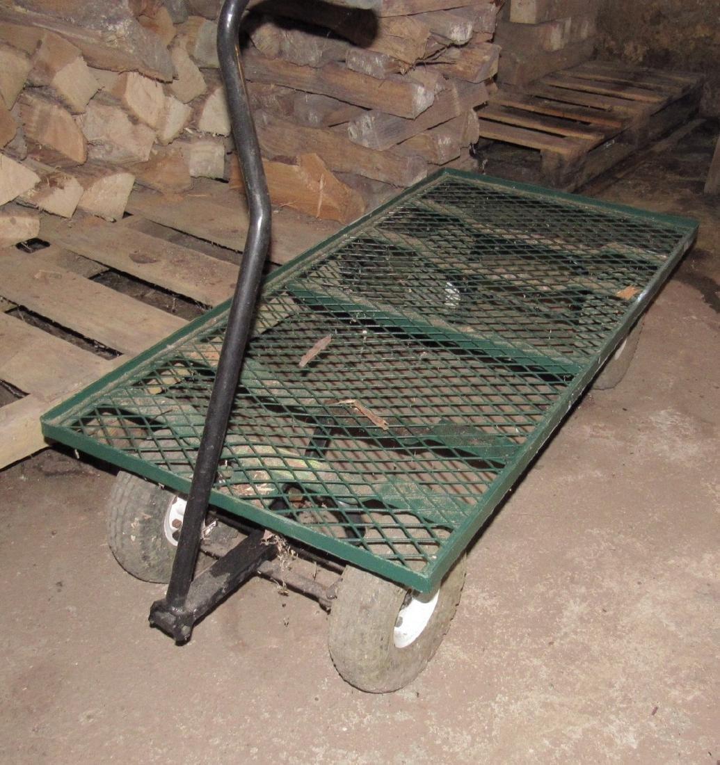 """24"""" x 48"""" Garden Cart"""