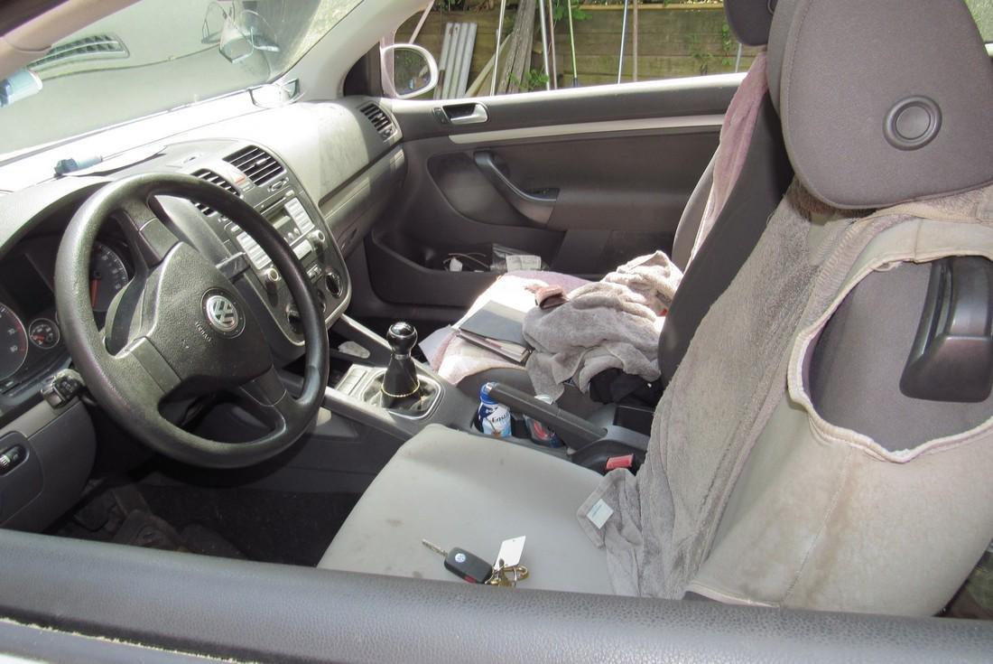 2008 Volkwagen Rabbit 2.5 113,296 Miles 5 Speed - 6