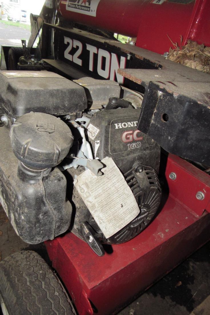 North Star Log Splitter w/ Honda GC 160 Engine - 5