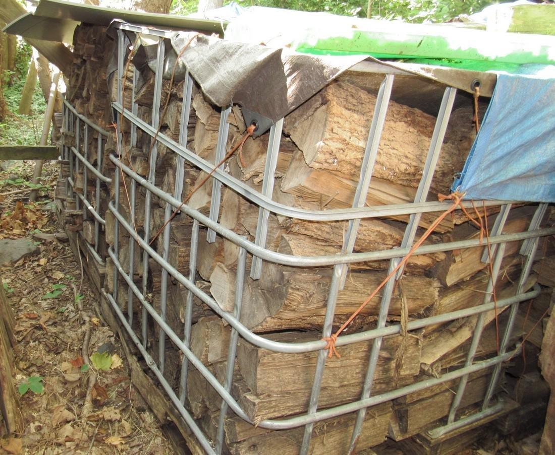 Large Lot of Cut & Split Firewood - 5