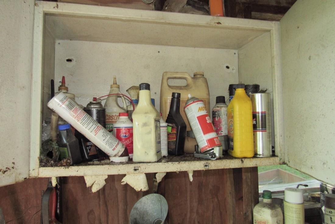 Grinder Kendall Oil Drum Cans Nylon Straps - 10