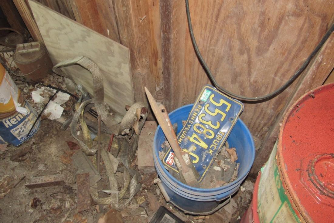 Grinder Kendall Oil Drum Cans Nylon Straps - 5