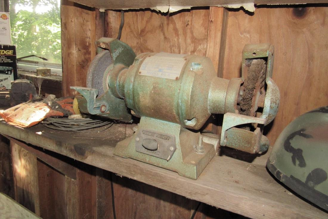 Grinder Kendall Oil Drum Cans Nylon Straps - 6