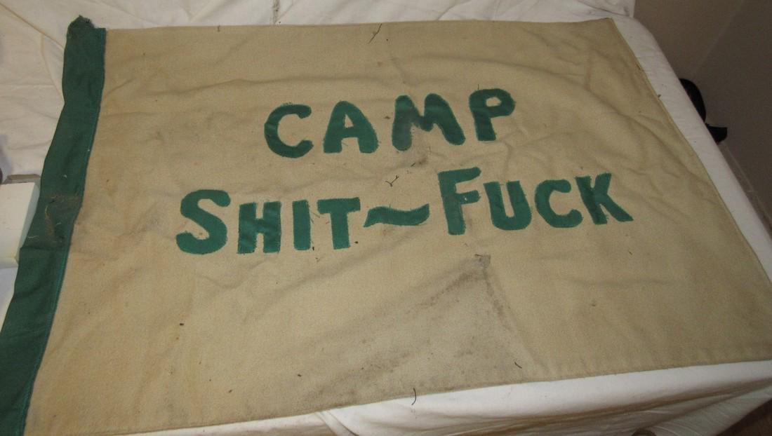 Camp Banner / Flag