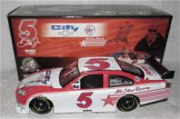 Dale Earnhardt Jr 5 All Star Test Car Action Diecast