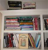 Lot of Misc Books Including Cook Books