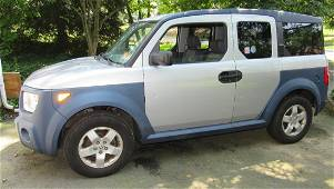 2005 Honda Element Real Time 4wd