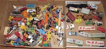 Matchbox & Misc Vintage Die Cast Toy Cars
