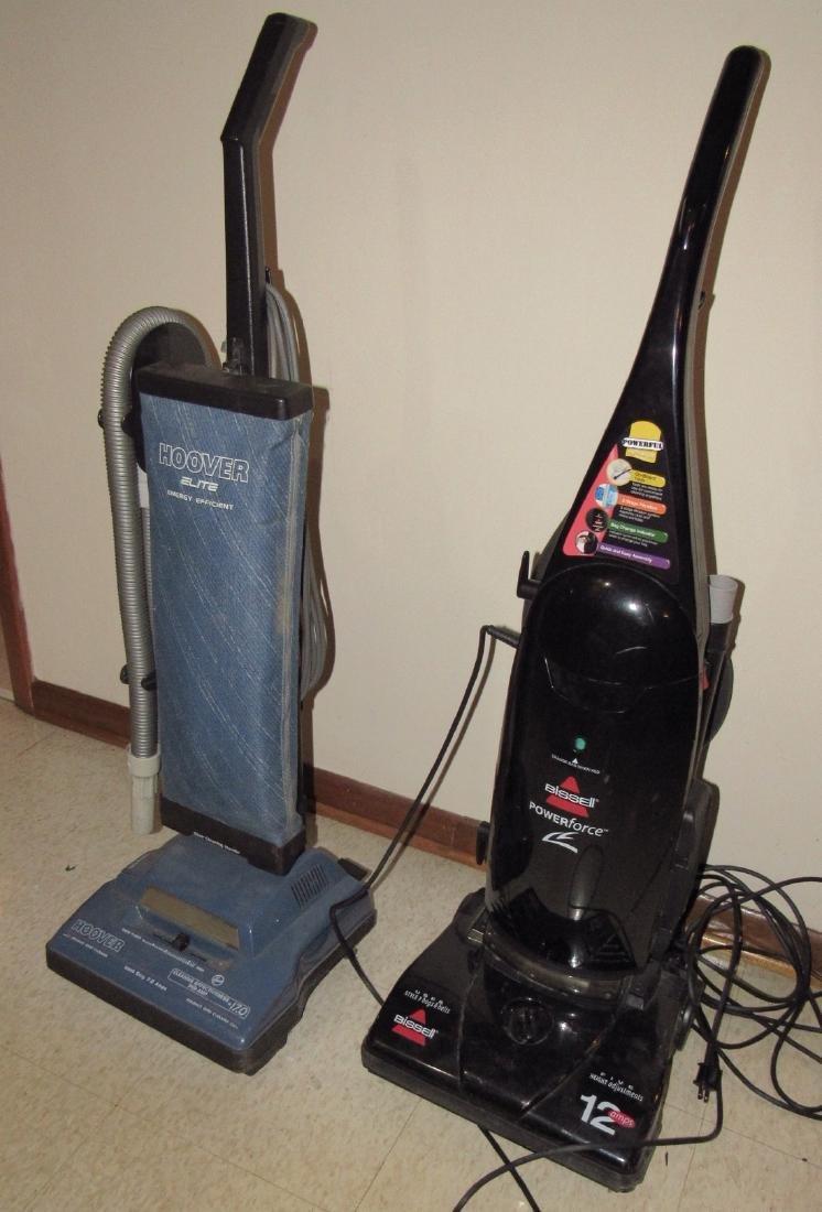 Bissell Powerforce & Hoover Elite Vacuums