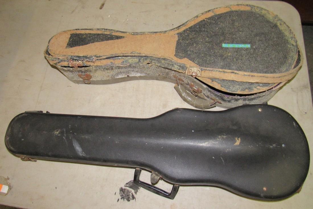 Violin & Banjo Case