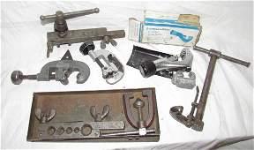 Tubing Cutters Flaring Tool Kit