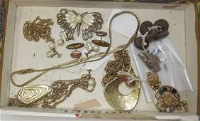 Vintage Costume Jewelry Lot